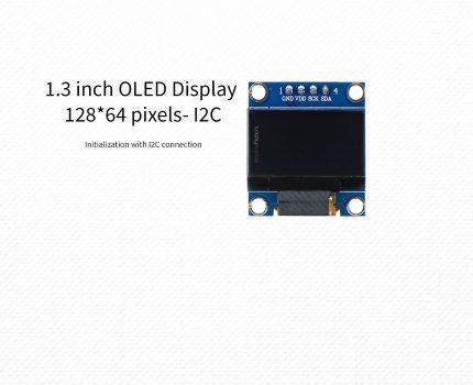 Arduino – OLED (I2C)