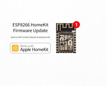 ESP8266 – HomeKit Firmware Update with EVE