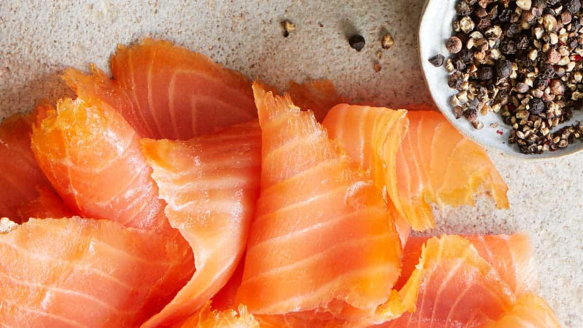 Smoked Salmon - thumbnail