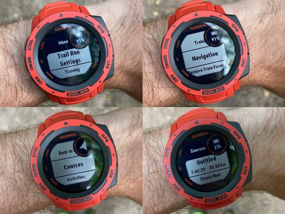 Обзор Garmin Instinct Solar и 121 километр тренировок 4
