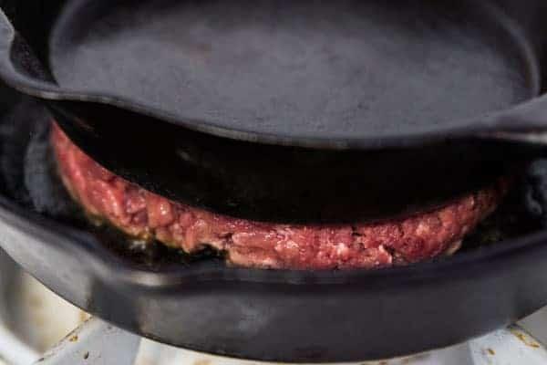 Best Hamburger Recipe Skillet Smash Technique
