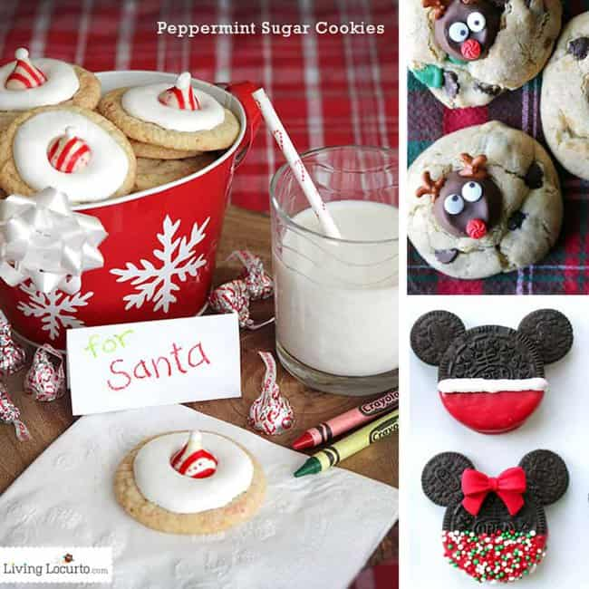 Cute Christmas Cookies Easy Holiday Recipes Living Locurto