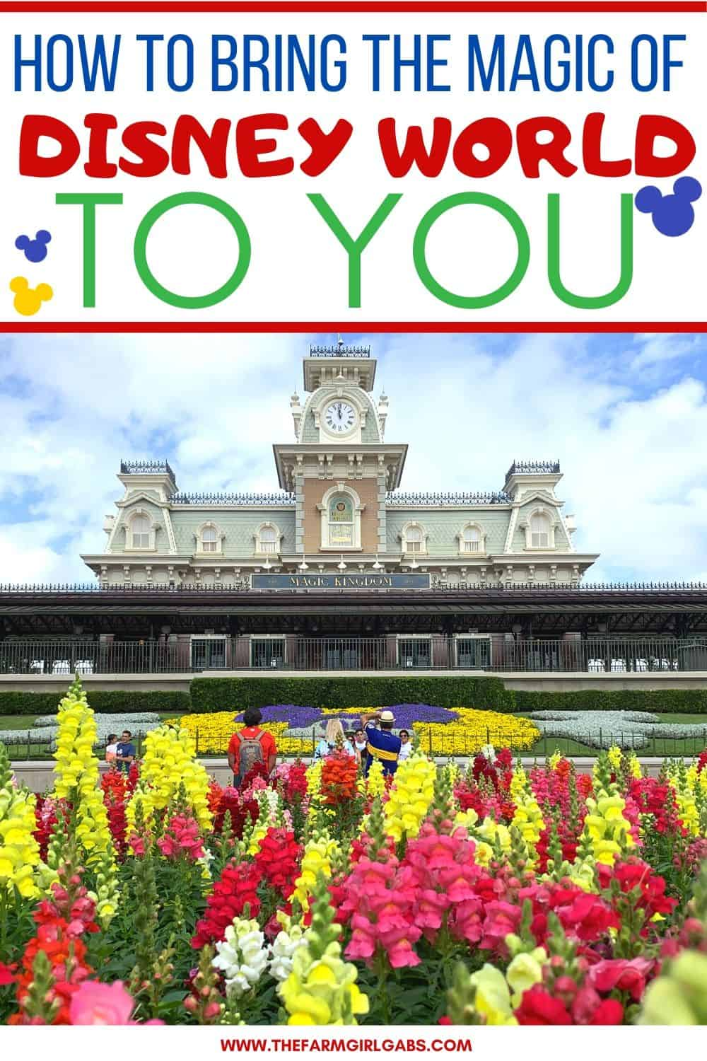 Disney Parks are closed! Now What? Missing Walt Disney World right about now? I totally understand. Bring the magic of Disney World to you. Here are 10 Ways To Cure The Disney World Blues when you can't visit the parks. From listening to Disney music to binge-watching Disney Plus, there are fun ways to cure our Disney World blues. #disneyworld #disneyplanningtips