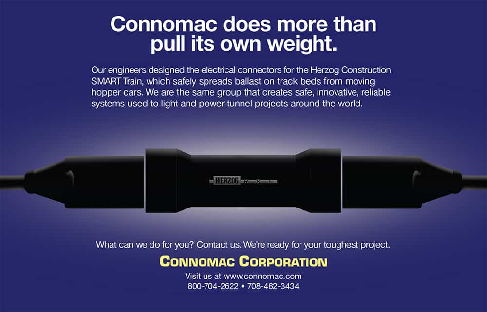 Connmac does more than pull its own weight