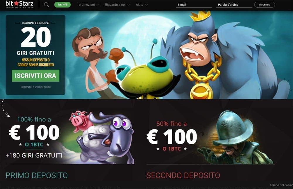 BitStarz Casinò Italia