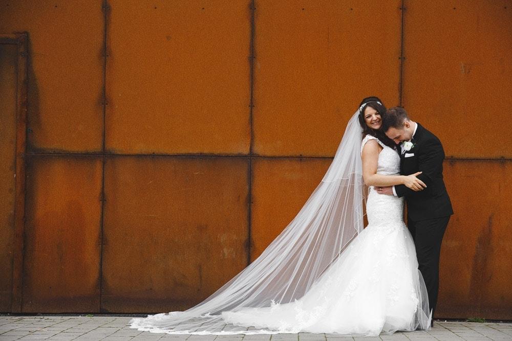 titanic hotel liverpool bride and groom