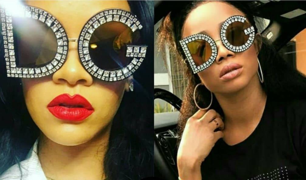 fake sunglasses replica shades aviator glasses DG Dolce Gabbana knockoff Rihanna 1