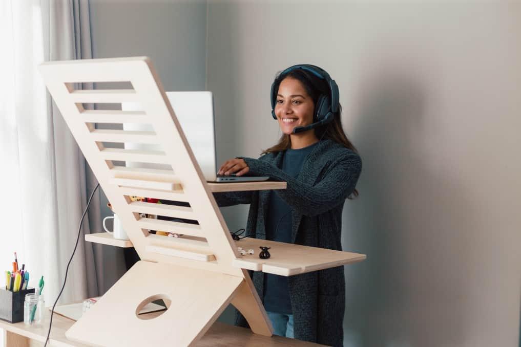 Pros of Standing Desks