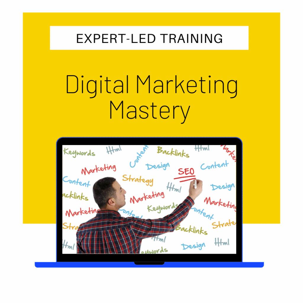 12 Digital Marketing Courses