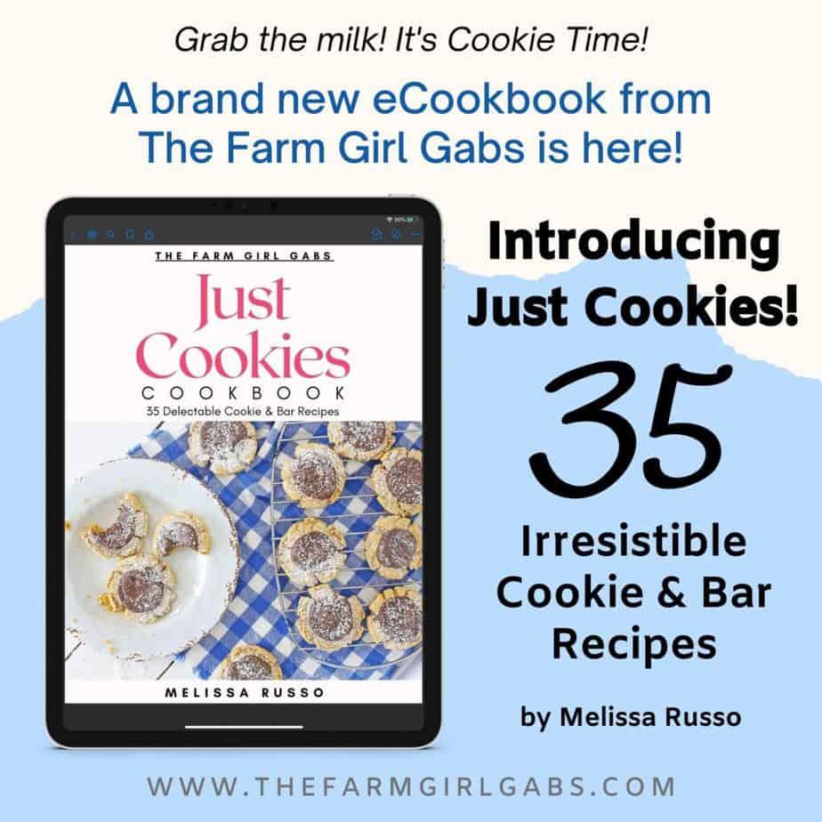 Just Cookies eBook