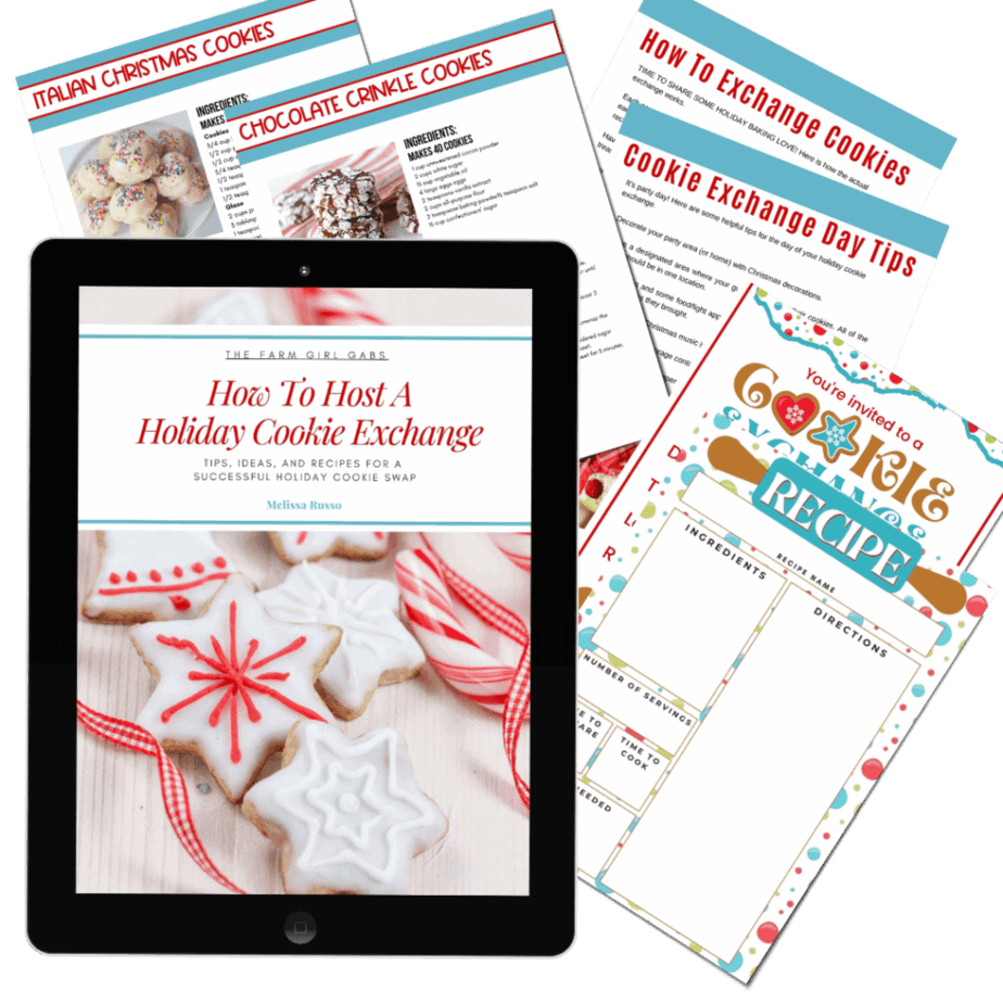 How To Host A Christmas Cookie Exchange eBook