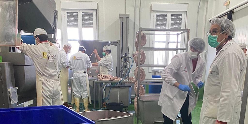 Emjamesa ibéricos libre de covid según los análisis de su laboratorio