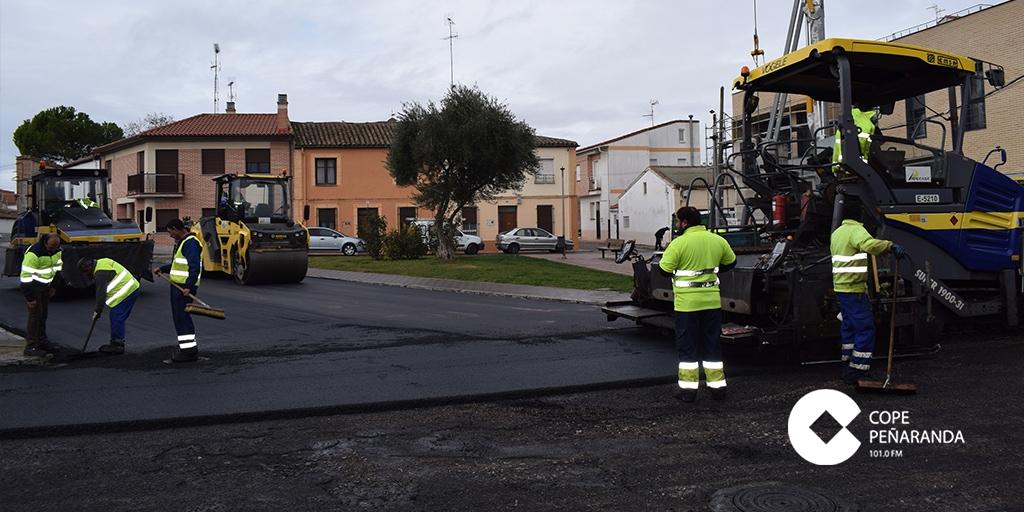 El equipo de Gobierno propone invertir más de un millón de euros en diferentes proyectos obras Ayuntamiento