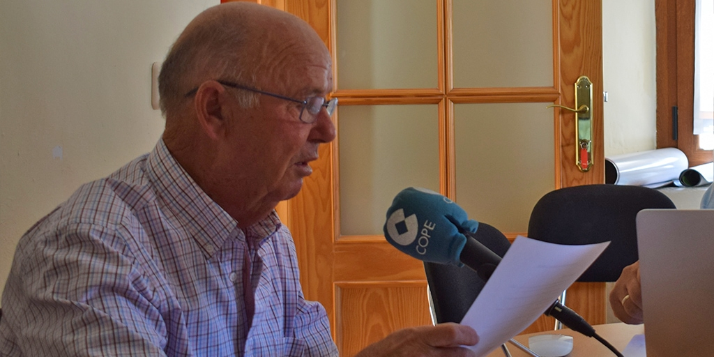 Palaciosrubios estudia realizar test masivos para controlar los brotes de la covid-19 El alcalde Félix Cáceres