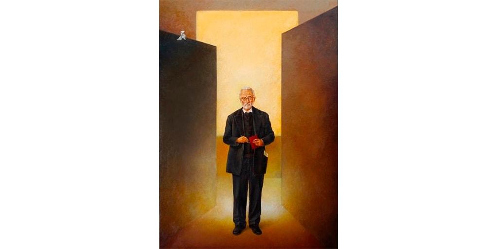 La Casa-Museo Unamuno suma un cuadro de Alejandro Mesonero a su colección