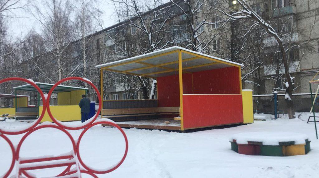 Металлоконструкции Уфа