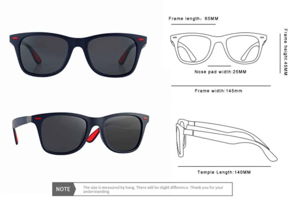 AliExpress High quality fake polarised sunglasses replica shades Oakley copy cool glasses knockoff yijay4