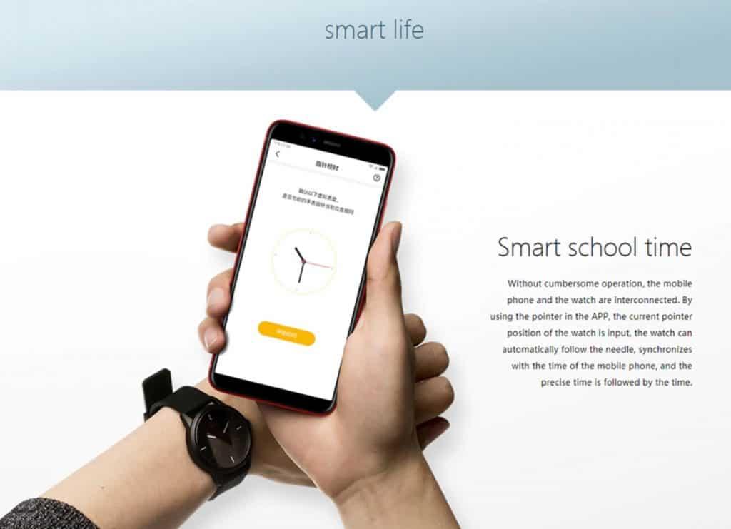 smartwatch replica apple watch clone Lenovo Watch 1 Alarm Synchronization Features