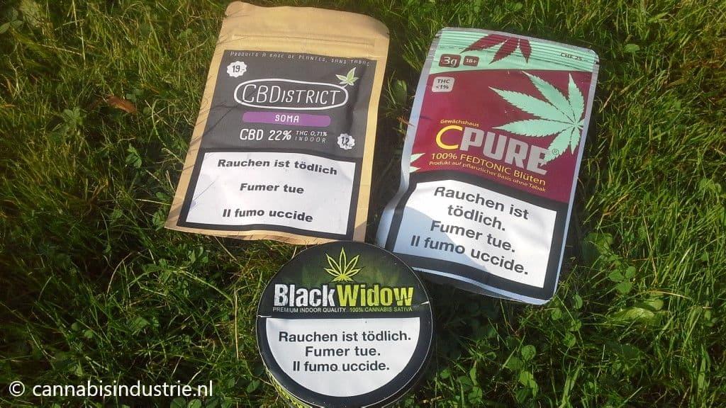 cannabis light Zwitserland CBD