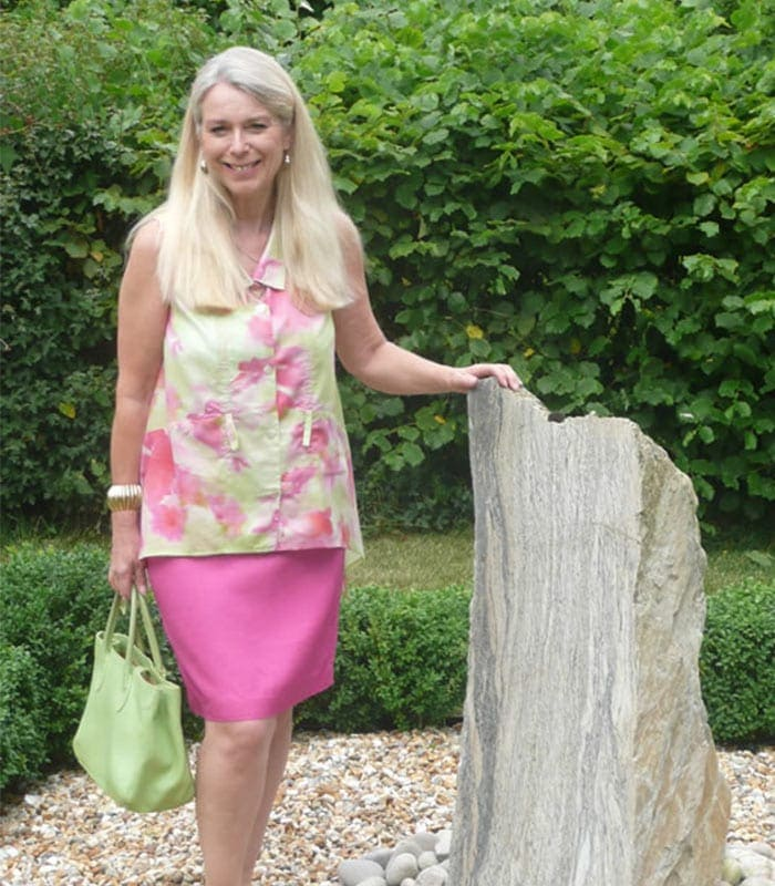 When life throws you a C-shaped curve – part 2 of Lorraine's story