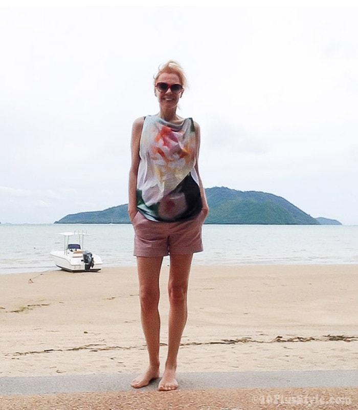 Doing a mild 4-day detox in Phuket, Thailand