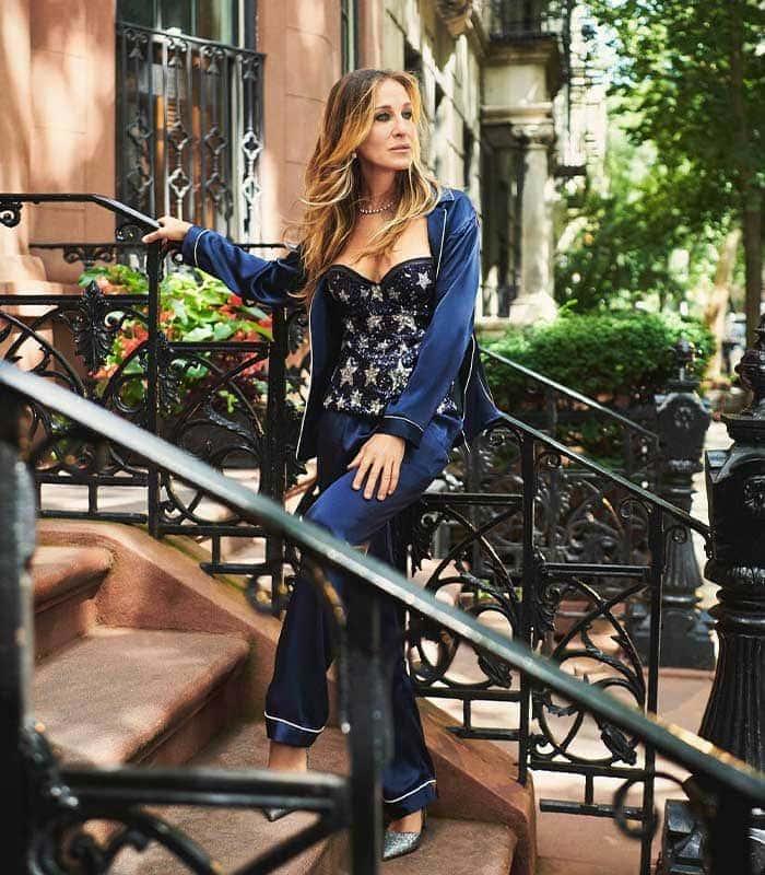 How to dress like Sarah Jessica Parker