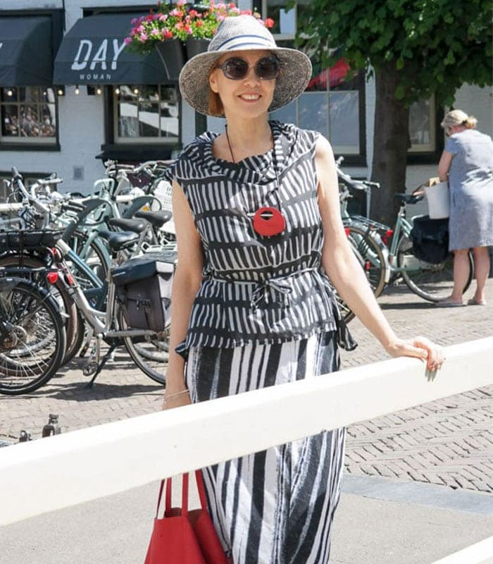 How to dress for a sunny day in The Netherlands