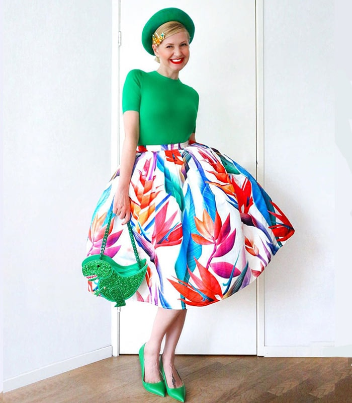 How to wear your worst color and still look fabulous