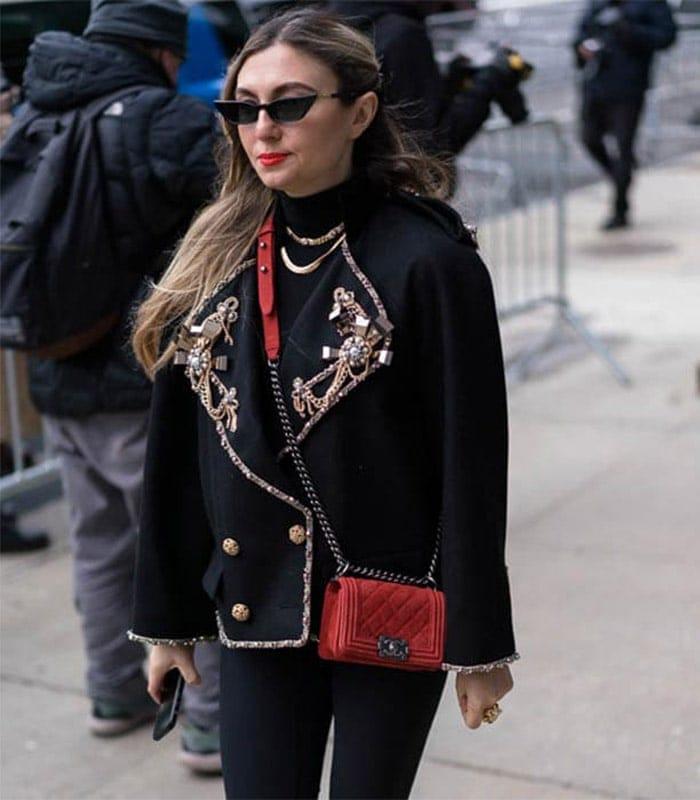 40+ Streetstyle Inspiration: 9 stylish black winter outfits