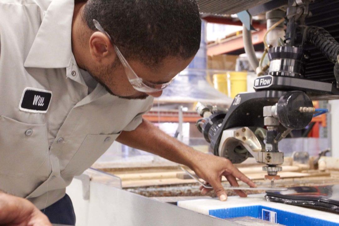 Polyurethane Cutting -- Gallagher Polyurethane Manufacturer
