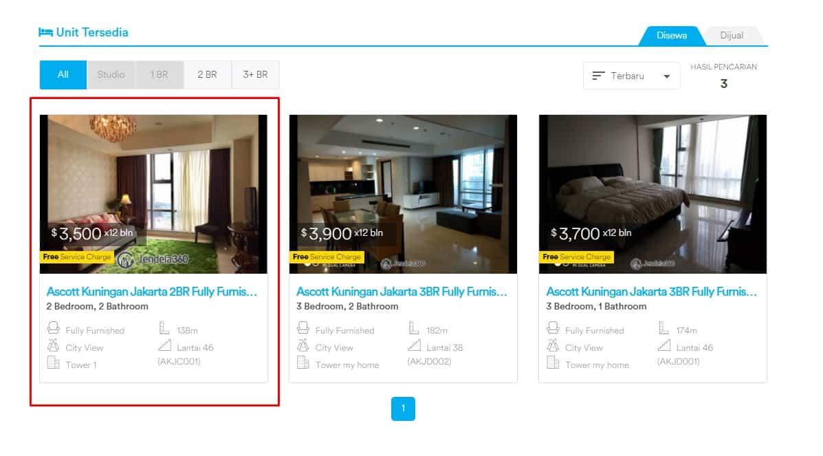 Sewa Apartemen Di Jendela360 Begitu Mudah Dan Lengkap, Simak Caranya Berikut Ini 2