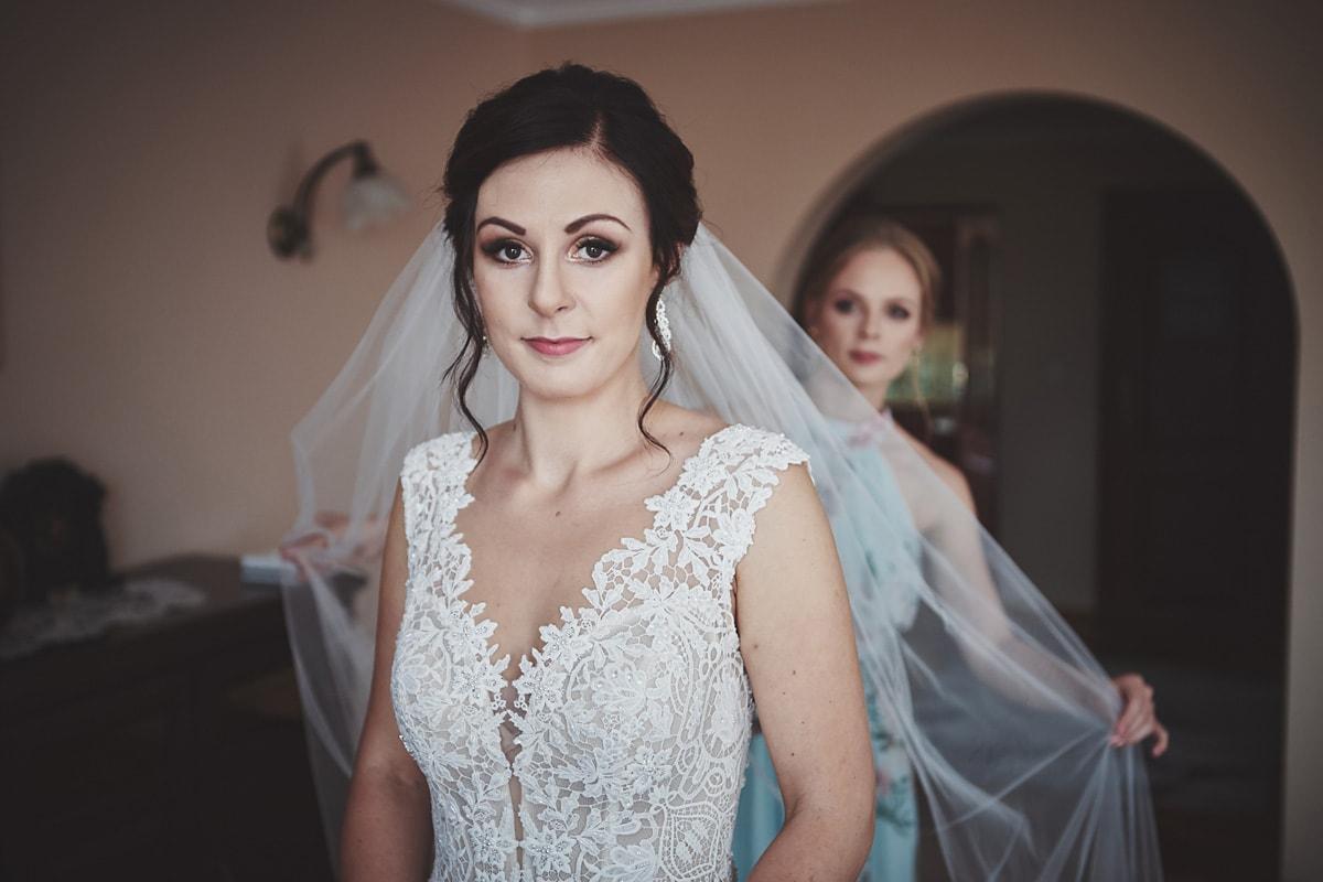 Skrót z reportażu ślubnego w Dworku Broniszówka 37
