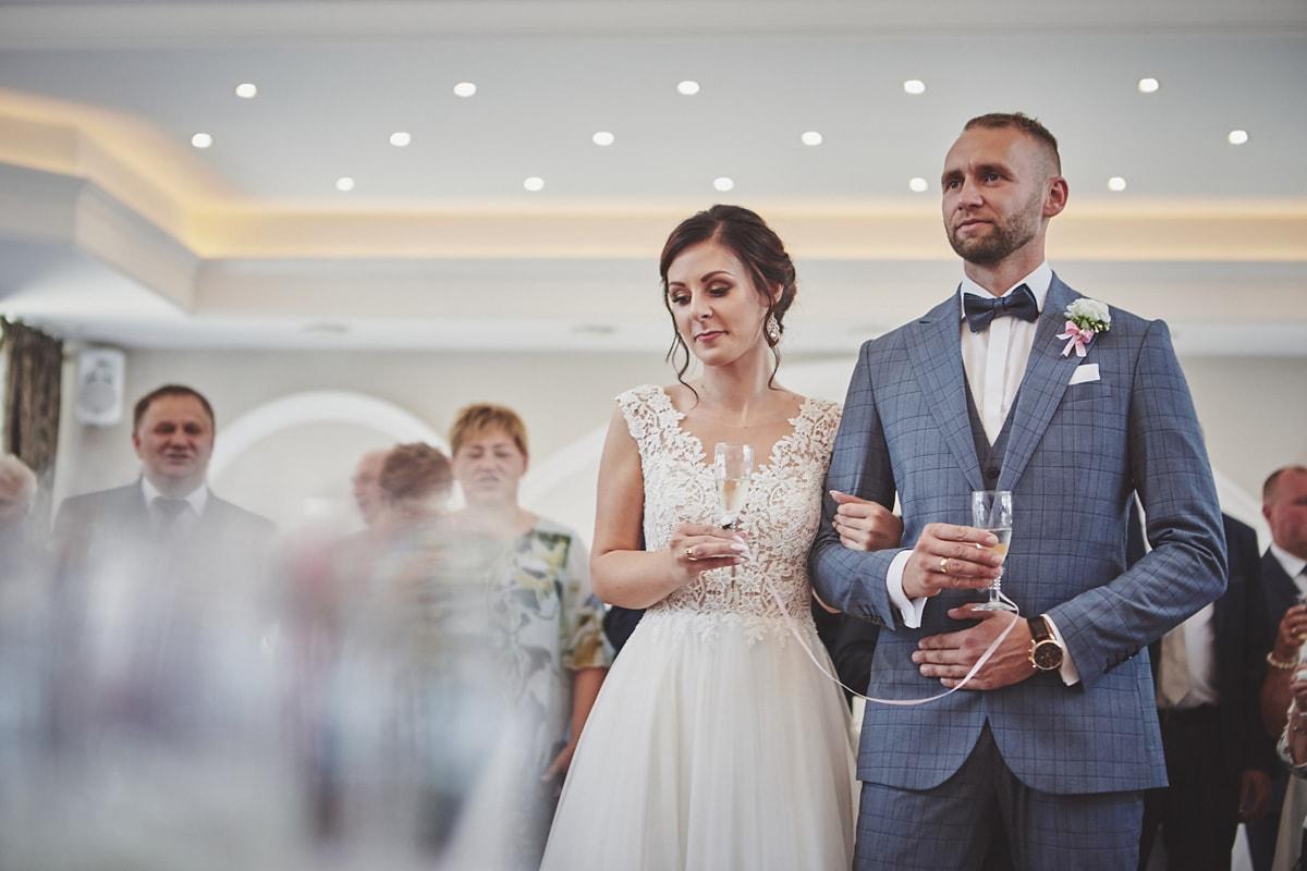 Skrót z reportażu ślubnego w Dworku Broniszówka 74