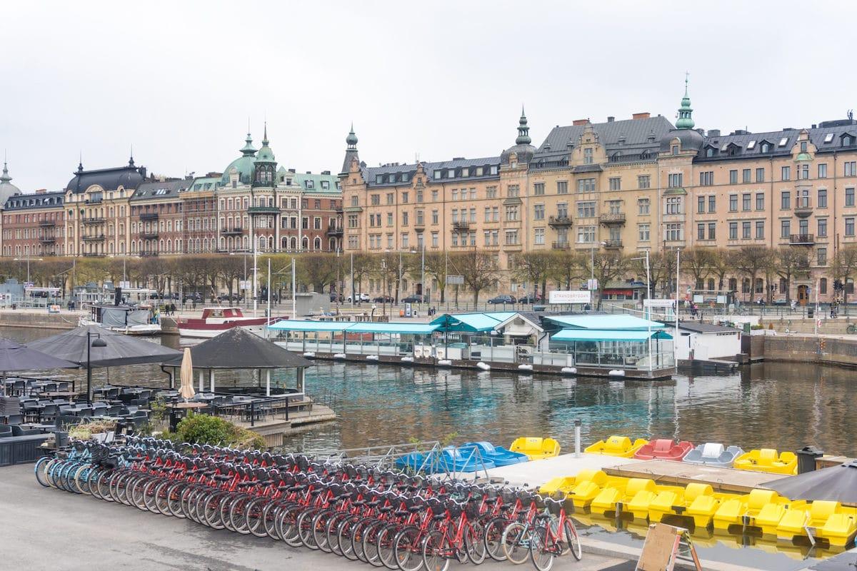 strandvägen  - Que ver en Estocolmo