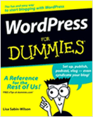 wp for dummies book cover