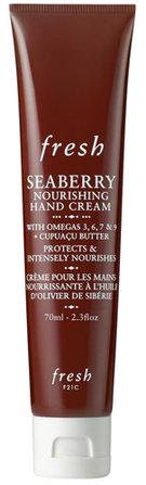Fresh Seaberry Nourishing Hand Cream   40plusstyle.com