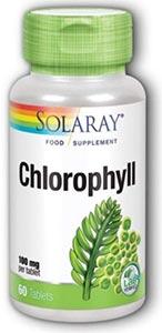 Chlorophyll Tablets