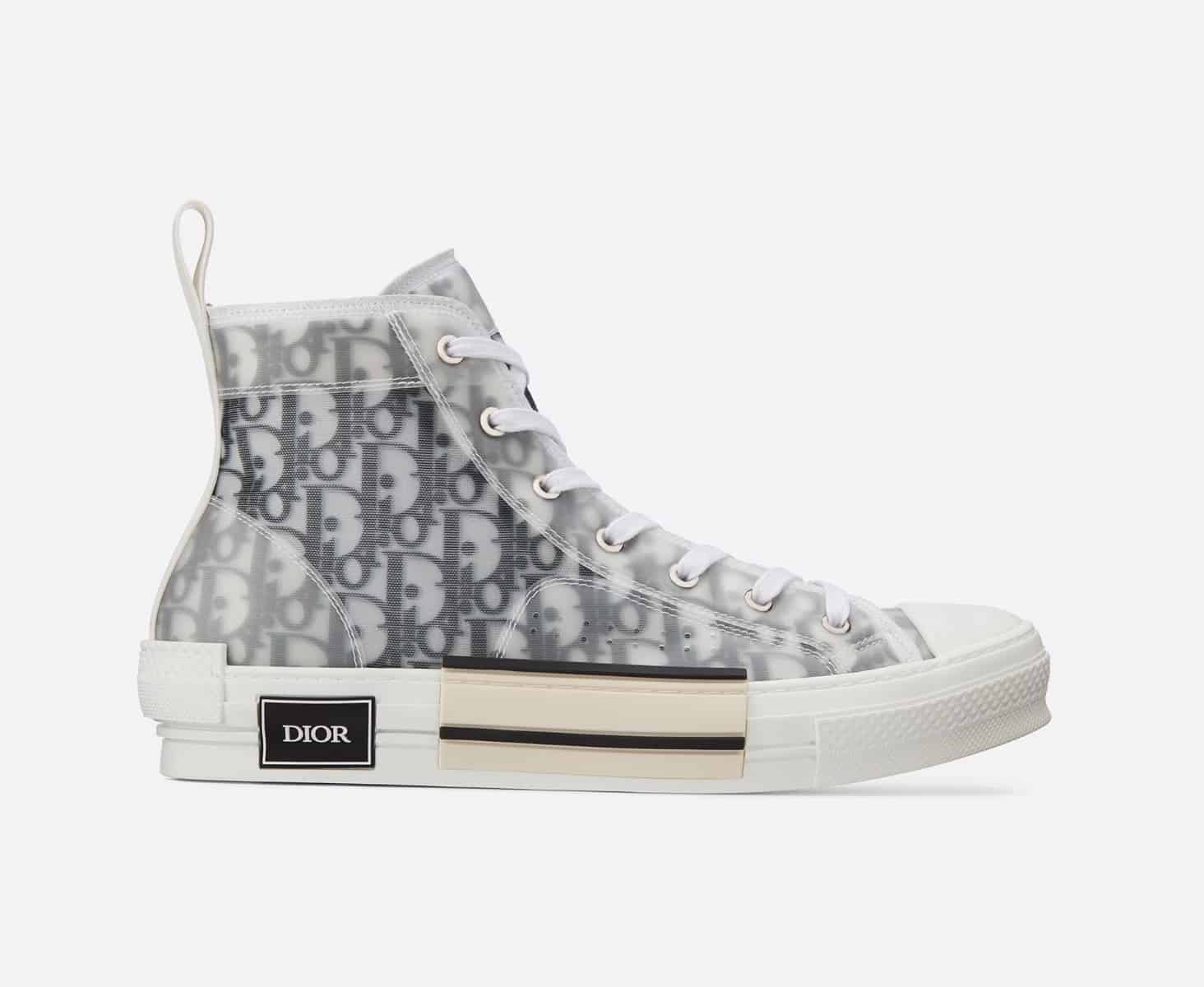 Best Fashion Brand Replica Boots Cheap Branded Copy Sneakers Fake Shoes AliExpress China Wholesale Dior Logo High Top Sneaker B23