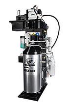 Tregaskiss TOUGH GUN TT3 reamer with sprayer reservoir, lubricator and wire cutter installed