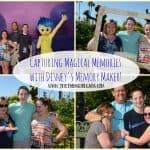 Capturing Magical Memories With Disney's Memory Maker!