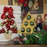 Christmas Tree Ornament Art