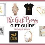 The Girl Boss Gift Guide