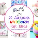 Adorable Unicorn Gift Ideas