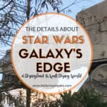 Everything In Star Wars Land – A Galaxy's Edge Overview