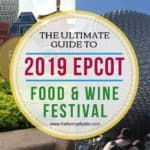 Tips For Visiting The Epcot Food And Wine Festival
