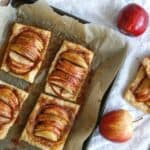 Easy Puff Pastry Apple Tarts