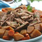 Crock Pot Beef Roast