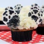 Cruella de Vil Cupcakes