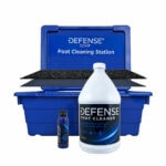 DEFENSE FOOT CLEANING STATION