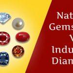 The Great Tussle Between Natural Gemstones And Industrial Diamonds